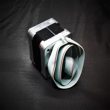 استپر موتور 5سیم نما17 مناسب برای پرینترهای سه بعدی