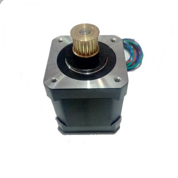 استپر موتور 42H47HM-0504A-018 دو فاز 4 سیم مناسب برای پرینتر های سه بعدی