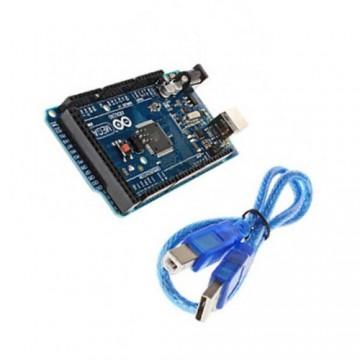 برد آردوینو Arduino MEGA 2560-R3 به همراه کابل