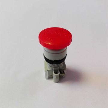 کلید قطع اضطراری (کلید قارچی) emergency stop switch