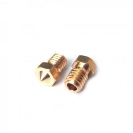نازل 0.5mm اکسترودر های سری E3D v5,v6 فیلامنت 3mm