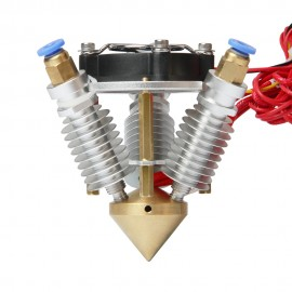 اکسترودر سه رنگ E3D V6 مولتی کالر EXTRUDER E3D V6 MULTI COLOR