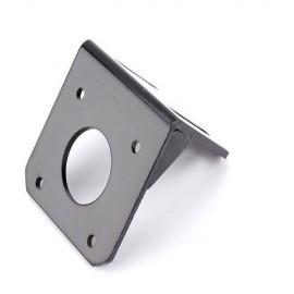 براکت L شکل نگهدارنده استپرموتور Nema23 (57میلیمتری)