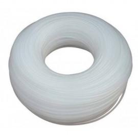 لوله PTFE با کیفیت بالا مخصوص پرینتر سه بعدی با قطر خارجی 4 و قطر داخلی 2