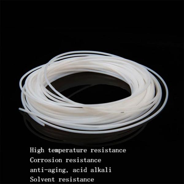 لوله PTFE با کیفیت بالا مخصوص پرینتر سه بعدی با قطر خارجی 5 و قطر داخلی 4