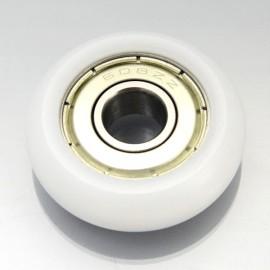 چرخ هرزگرد مناسب برای انواع مصارف فنی و رباتیک 8x8.5x30