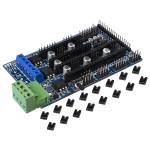 برد کنترلر پرینتر سه بعدی RAMPS نسخه 1.5 محصول RepRap