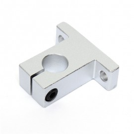 براکت فلزی نگهدارنده عمودی SK10 مناسب برای نگهداری شفت 10 میلی متری