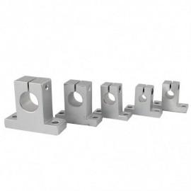 براکت فلزی نگهدارنده عمودی SK16 مناسب برای نگهداری شفت 16 میلی متری