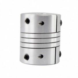 کوپلینگ انعطاف پذیر 8x8 ویژه پرینترهای سه بعدی (کیفیت مرغوب)