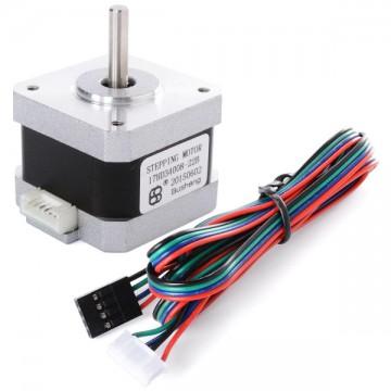کابل رابط استپر موتور پرینتر سه بعدی 3D Printer Stepper Motor Cables Lead Wires 150CM