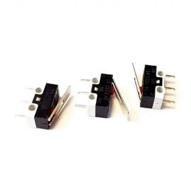 سنسور برخورد micro-switch اند استاپ