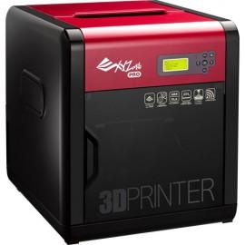 پرینتر سه بعدی Da Vinci 1.0 Pro محصول XYZ Printing - دارای قابلیت حکاکی لیزر و کنترل وایفای