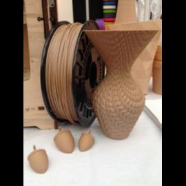 فیلامنت پرینتر 3 بعدی POLYWOOD 1.75mm   طرح چوب