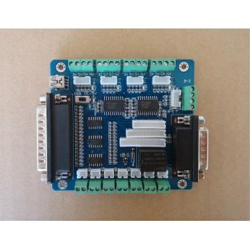 برد کنترل cnc پنج محور سازگار با MACH3
