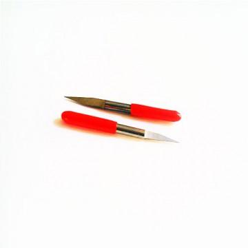 انواع قلم حکاکی و تراش سی ان سی (وی 10درجه/V10°) V Shape 10Degree Engraving tools