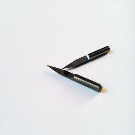انواع قلم حکاکی و تراش سی ان سی (وی 40درجه/V40°) V Shape 40Degree Engraving tools