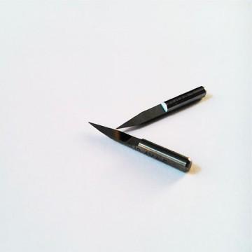 انواع قلم حکاکی و تراش سی ان سی (وی 60درجه/V60°) V Shape 60Degree Engraving tools