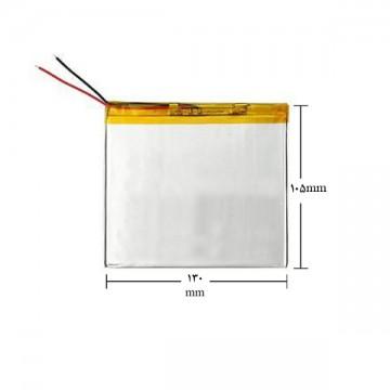 باتری لیتیومی تک سل 3.7V 4200mAh
