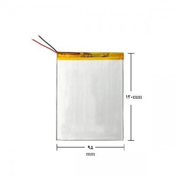 باتری لیتیومی تک سل 3.7V 4500mAh