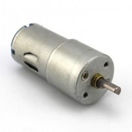 موتور DC گیربکس فلزی SW-370
