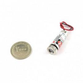 ماژول لیزر قرمز خطی 5mw 650nm مدل Y5MW-12MM با قابلیت تنظیم نور