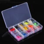 جعبه پلاستیکی 15 قسمتی با قابلیت تغییر اندازه سلول ها Plastic Storage Box 15 Cells