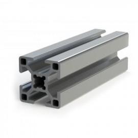 پروفیل آلومینیومی شیاردار (پروفیل مهندسی) 40x40