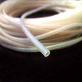لوله 2x4 PTFE نرم جهت استفاده در انواع پمپ های پریستالتیک و مصارف گوناگون دیگر